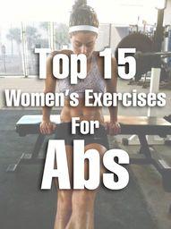 Top 15 Women's Exerc...