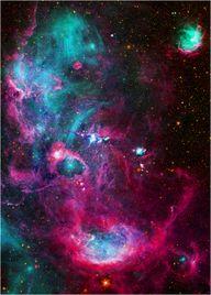 A Stellar Nursery in