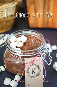Hot Chocolate Mix on