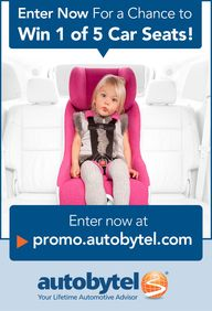 Cool!  Car Seat Give