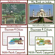 Geography copywork f