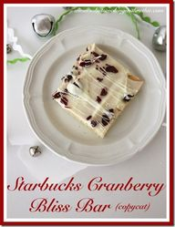 Starbucks Cranberry
