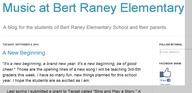 Music at Bert Raney