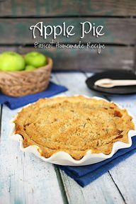 Apple Pie ~ Easiest