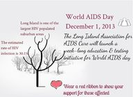 World AIDS Day is ge