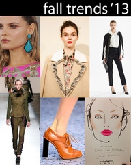 Fall Trends for 2013