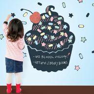 Cupcake Chalkboard W