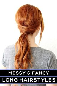 hairstyles for long