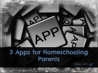 5 Apps for Homeschoo