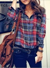 shop plaid and flann