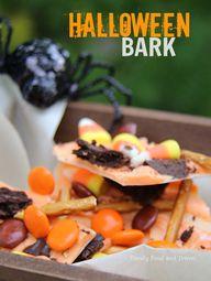 Halloween Bark - Fam