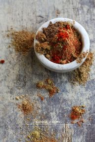Moroccan Spice Mix -...