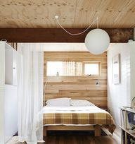 11 Wood-Paneled Wall