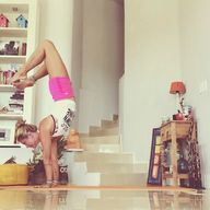 We love Yoga Girl.