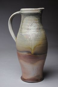 Clay Pitcher Wood Fi