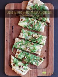 Grilled Flatbread wi