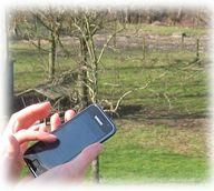 Mobiele telefoon in