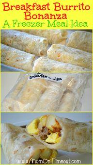 Breakfast Burrito Bo