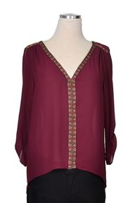 Our Blue Ruby Top is