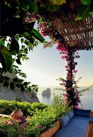 Island of Capri, Ita