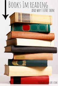 The books Im reading