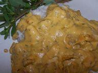 Vegan Chicken Mushro