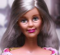 Barbie at her real a