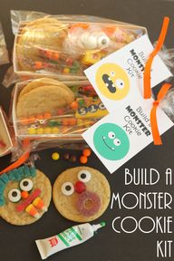 Build a Monster Cook