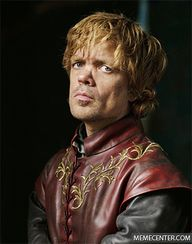 Tyrion Level Up!