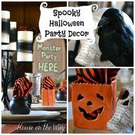Spooky Halloween Par