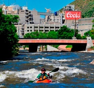 Coors Brewery in Gol
