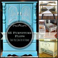15 Furniture Flips t
