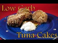 Low Carb Tuna Cakes