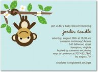 Baby Shower Invitati