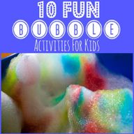 10 Fun Bubble Activi