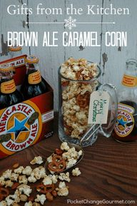 Brown Ale Caramel Co