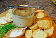 Chicken Liver Pâté w