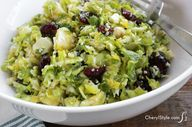Easy Brussels sprout