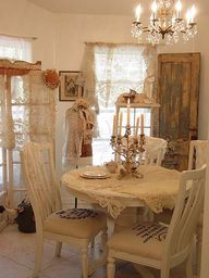 #shabby #dining in s