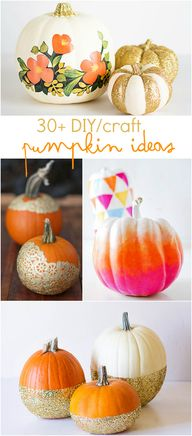 diy craft pumpkin id