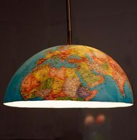 The World Globe with