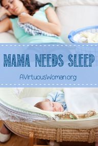 Mama Needs Sleep! |