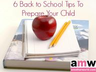 6 Back to School Tip...