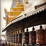 Kathmandu prayer whe