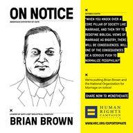 On Notice: Brian Bro