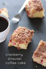 Cranberry Streusel C