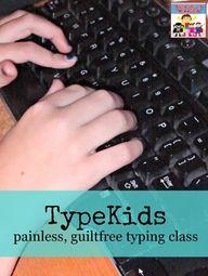 Typekids: online typ