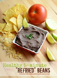 Healthy Black Bean D