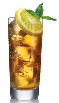 Iced Tea cocktails