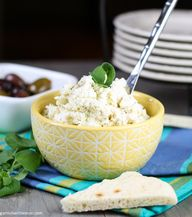 Fresh Feta Spread